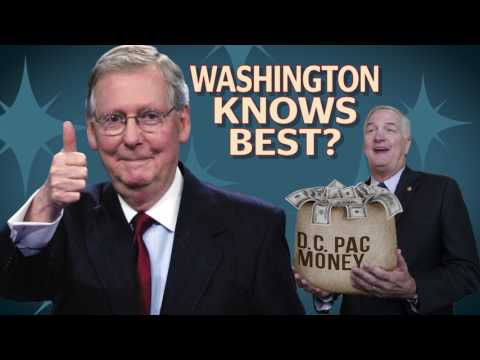 Big Luther Strange & Mitch McConnell Forgot About Reagan