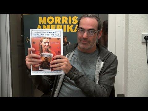 MORRIS AUS AMERIKA - Regisseur Chad Hartigan Zu Besuch In Stuttgart (English)
