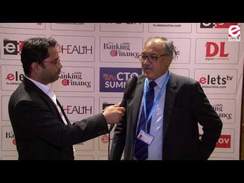 Interview: V G Kannan, Chief Executive, Indian Banks' Association at 2nd BFSI CTO Summit 2017