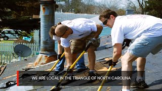 Roofers of North Carolina Perry Village Apex NC 919 579 3339 A