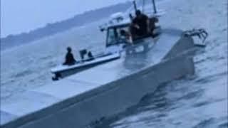 Decomisan submarino con una tonelada de cocaína