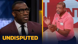 Skip & Shannon on Doc Rivers being hired by 76ers following Clippers collapse | NBA | UNDISPUTED