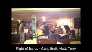 04 Flight of Icarus - Birthday Jam 3-28-15 Brett, Gary, Matt, Terry