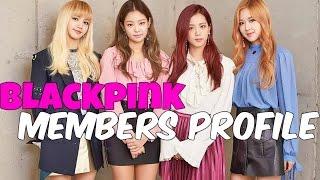 BLACKPINK Members Profile 2016 (SACROSKPOP)