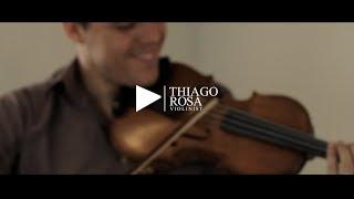 Lugar Secreto - Gabriela Rocha (THIAGO ROSA - Violino - Cover)
