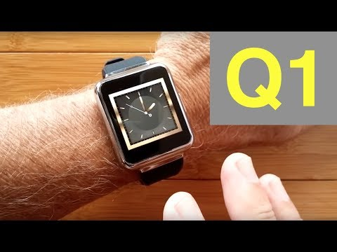 FINOW Q1 Android 5.1 Smartwatch: Full Review