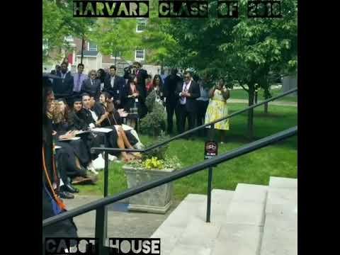 Janae Harvard University Class of 2018