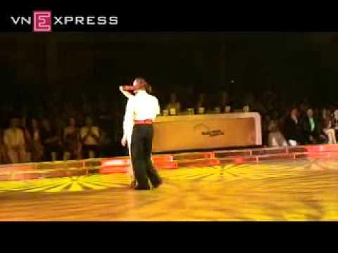 Hồ Ngọc Hà trổ tài khiêu vũ, chung kết Bước nhảy Hoàn vũ