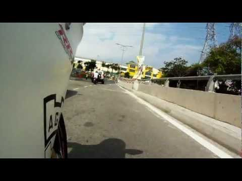MV Agusta F4RR CorsaCorta afternoon riding to bike wash - Part 1