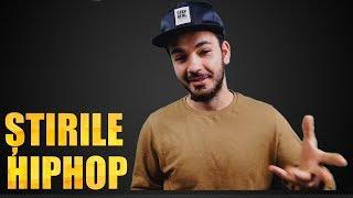 Stirile HipHop Ep.01 (DOC, PhunkB, 4G, BMC, Amuly, Alvarez, Neli, StarrBoi, Spike)