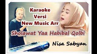 Download Lagu Ya Habibal Qolbi Oleh Nisa - Sabyan | Karaoke Mp3
