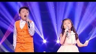 Rewelacyjny występ dzieci w chińskim talent show