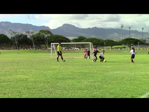 Hawaii Heat FC 09G v Whitfield SC 09G Royal 12/16/17