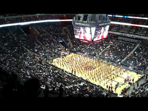 Jazzercise in Time Warner Cable Arena