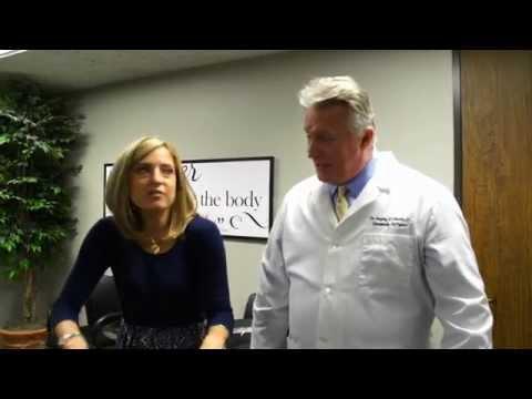 Text Neck Tech Neck Chiropractic Adjustment  @ Advanced Chiropractic Relief