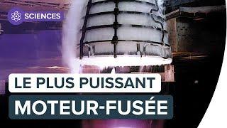 2 minutes pour assembler le moteur-fusée le plus puissant au monde | Futura