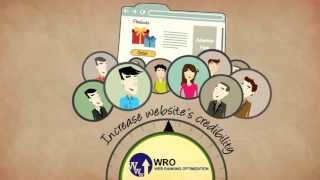 Web Ranking Optimization (WRO) | We Optimize Peoples