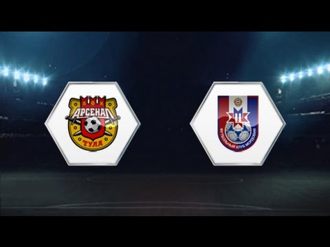 Arsenal vs Mordovia 0:1 | Highlights 19.09.2014