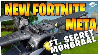 NEW FORTNITE META // Secret Mongraal Stream Highlights #4 | Fortnite