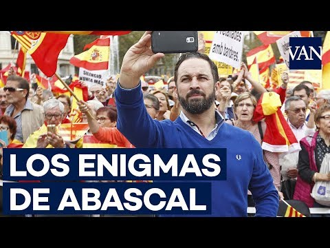 El enigma oscuro de Santiago Abascal