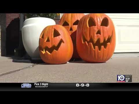 KWTX News 10 CBS WACO: Halloween Helpers 2017