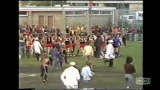 Georges Golden Days 1978 VFA Div 2 GRAND FINAL  Frankston v Camberwell