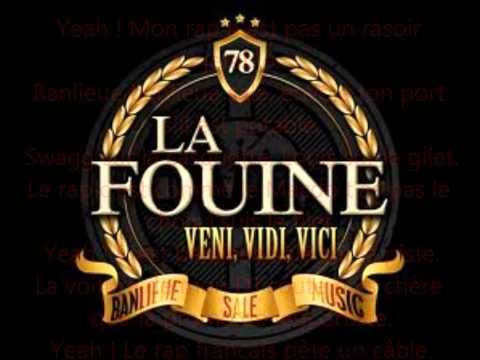 La Fouine - Veni Vidi Vici (Lyrics)