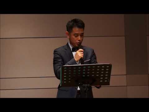 "Eurasia Youth Choir 18 Dec 2017 Solo ""My Way"" JS Kim"