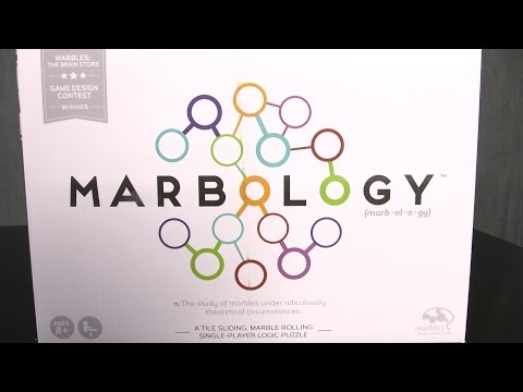 Marbology from Marbles Brain Workshop