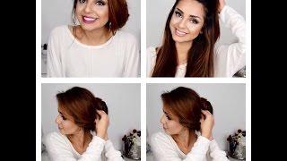 5 Frisuren in 5 Minuten I #HelloSPRING