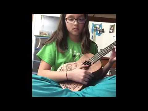 How To Play Puff The Magic Dragon On Ukulele Youtube