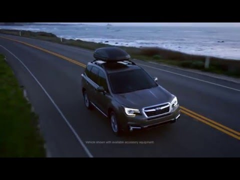 Thanks to Subaru's legendary reliability, the new Forester