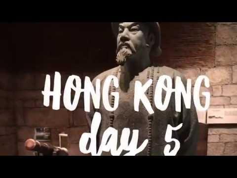 Hong Kong history museum | Tsim Sha Tsui: Ep.20