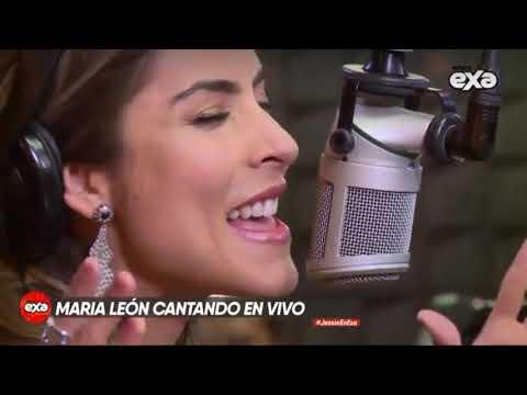 María León - Se Te Salió Mi Nombre Versión Acústica