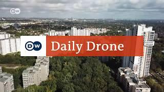 #DailyDrone: Berlin-Gropiusstadt