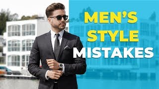 UNFORGIVABLE STYLE MISTAKES Men Make   Alex Costa