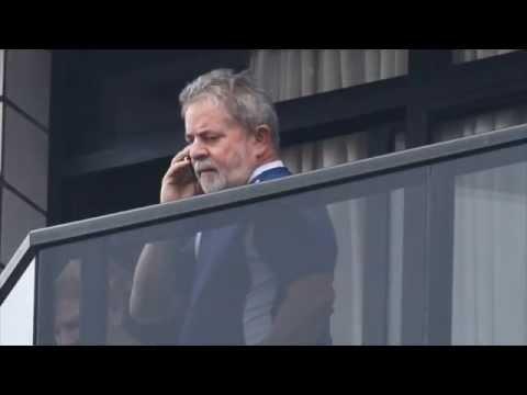 Lula manda mensagem de whatsapp para Palocci