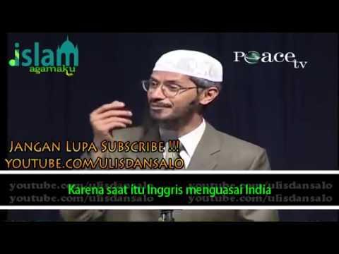 Antara Hitler Dan Organisasi Teroris   Dr  Zakir Naik
