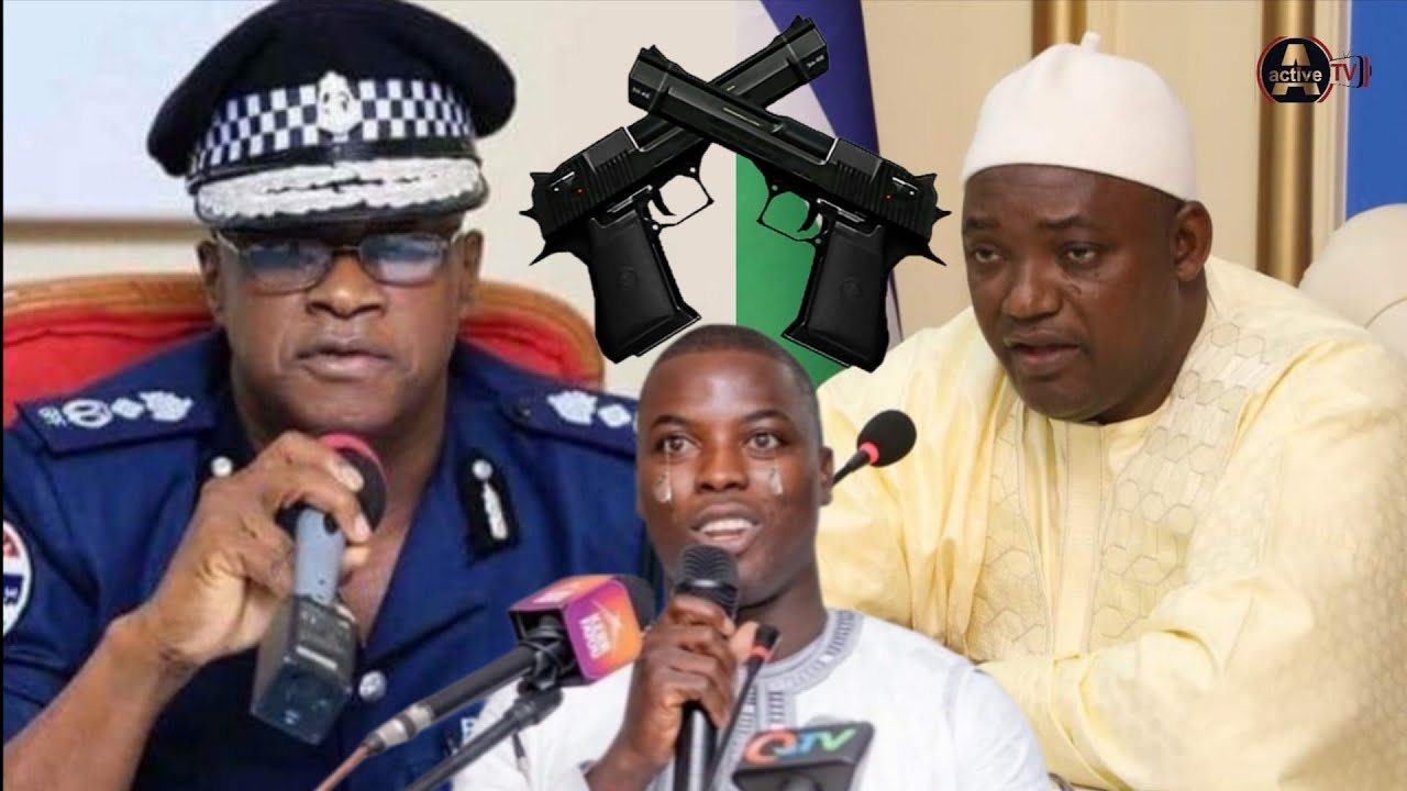 Another Killing In The Gambia (NIAMINA) - Hon. Ceesay Talks To Active Tv