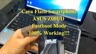 Cara Instal TWRP Custom Recovery Tanpa UBL Asus Zenfone