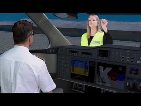 Business Jet Parking
