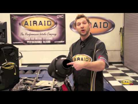 AIRAID Intake For Polaris RZR 800 2008-2012 Product Information Video