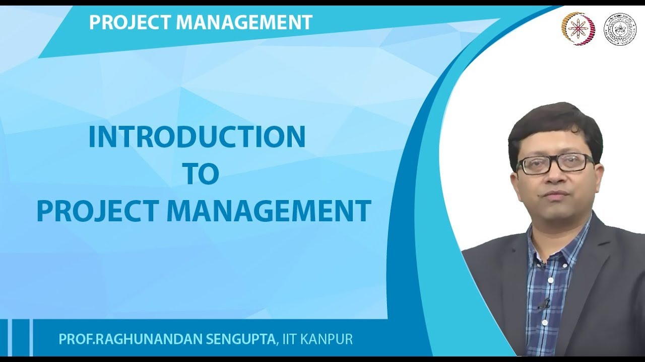 NPTEL :: Management - NOC:Project Management