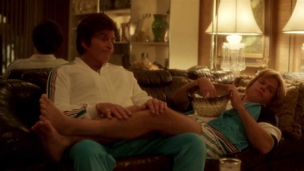 Behind the Candelabra (2013) - Parents Guide: Sex & Nudity ...