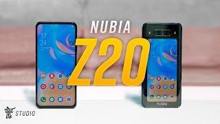 Mở hộp Nubia Z20: 2 màn hình, Snapdragon 855+
