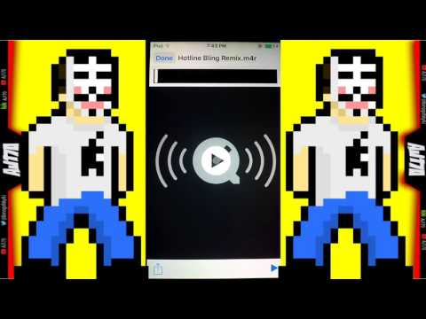 How to install FREE ringtones on iOS 9/8/7! NO PC NO JB! FREE 100%!!! iPhone ONLY!
