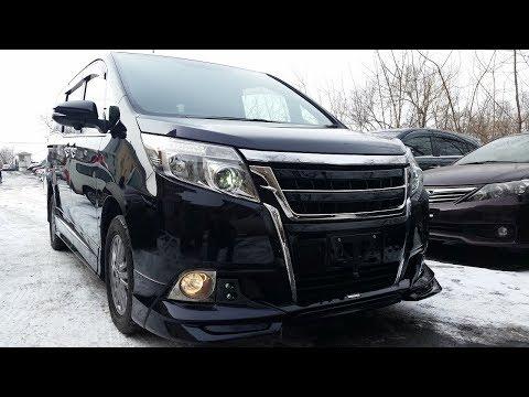 Toyota Esquire 4WD 2015 - ПЕРВЫЙ ОБЗОР Тойота ЭСКВАЙР (аналог Voxy, Noah)