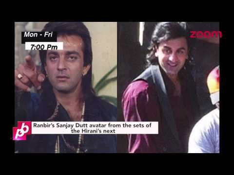 Ranbir's Transformation As Sanjay Dutt | Bollywood News