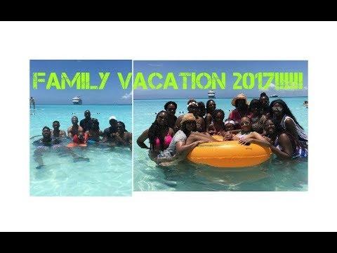 Family vacation!! Amber Cove, Grand Turk, Half Moon Cay, and Bahamas