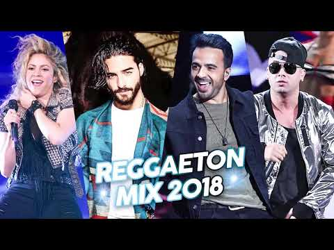 Reggaeton Mix 2018 - a 2018 Lo Mas Nuevo - Mix Canciones Reggaeton 2018 OCTUBRE